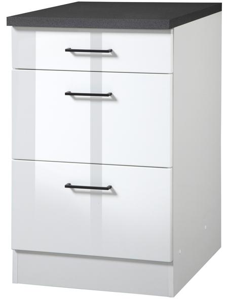 Küchenunterschrank »Trier«, Breite 50 cm Standard » Küchenschränke ...