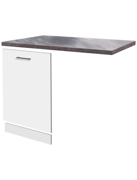 Küchenunterschrank »Lucca«, Breite 110 cm Standard » Küchenschränke ...