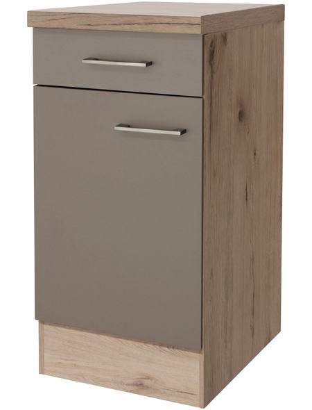 Küchenunterschrank »Riva, Breite 40 cm« Standard » Küchenschränke ...